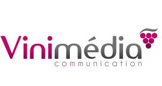 Vinimédia communication – Agence de communication pour vigneron, consultant en communication de la filière vin Logo